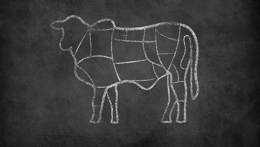 Cortes de carne, de que partes do boi eles vem?