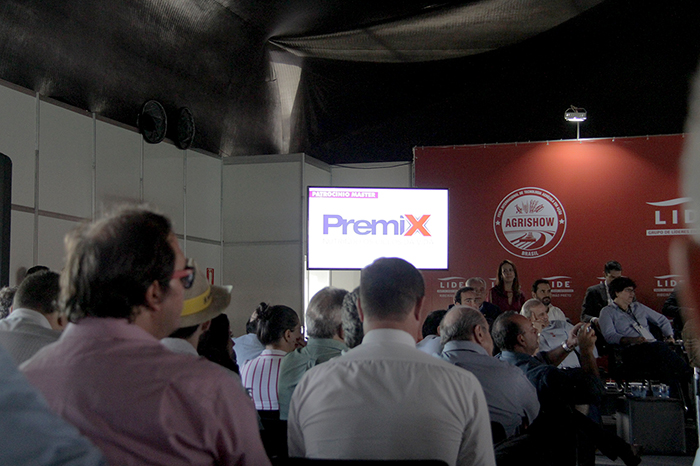 A Premix é a mais nova patrocinadora anual do LIDE local.